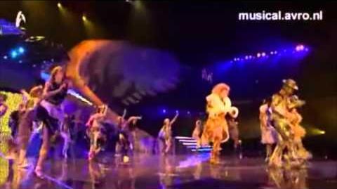 Danny Yanga - Musical The Wiz - Ga Nou Maar Gewoon