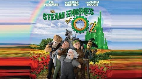 Steam Engines of Oz - Official Trailer