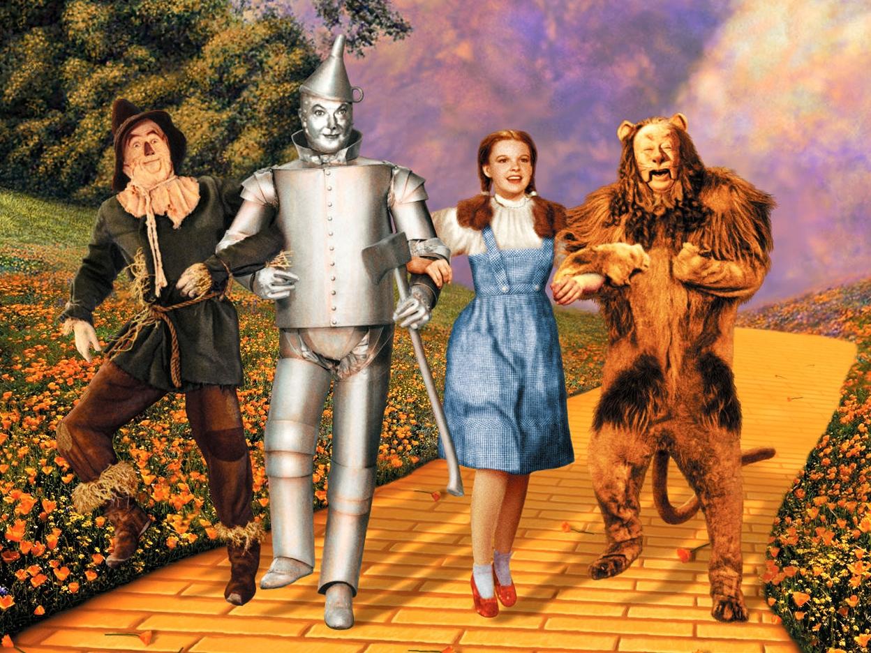 Was The Wizard Of Oz orginally filmed in color?