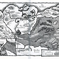 Munchkinland and surrounding area. (<i><a href=