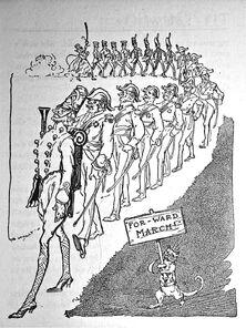 Anne's army