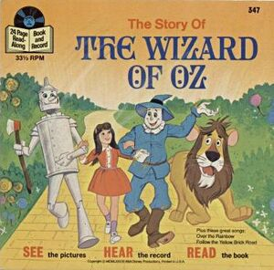 Disneyland1978Wizard7in33rpm