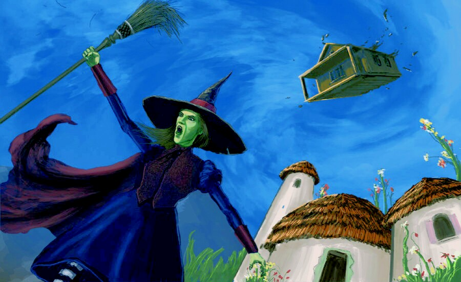 Wicked Witch Of The East Oz Wiki Fandom Powered By Wikia