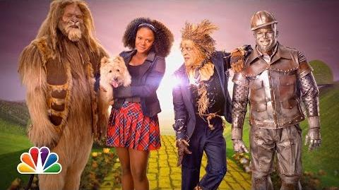 The Wiz Live! - Let's Hit the Yellow Brick Road! (Preview)
