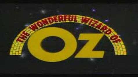 Wonderful Wizard of Oz Intro