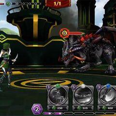 Boss Battle: Dragon
