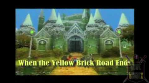 The Wizard of Oz- Beyond the Yellow Brick Road (DS) TRAILER