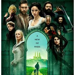 New Emerald City Poster