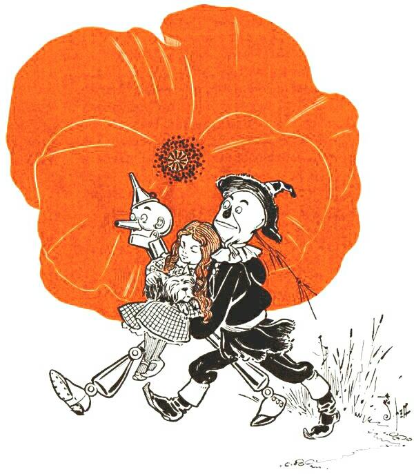 Poppies Oz Wiki Fandom Powered By Wikia