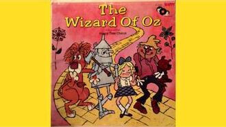 The Wizard Of Oz In Story And Song - The Happy Time Chorus (Full Album) (HD Vinyl)
