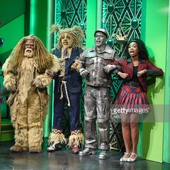 Kenan Thompson as The Lion on SNL