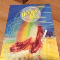 '<b>The Wizard of Oz On Ice Press Kit</b>