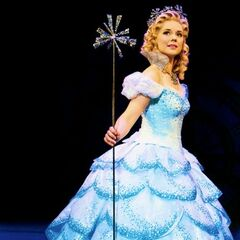 Glinda in <i>Wicked</i>.