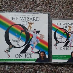 <b>The Wizard of Oz On Ice Soundtrack on CD and Cassette Tape</b>