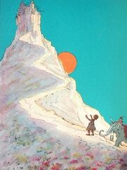 Sun top mountain