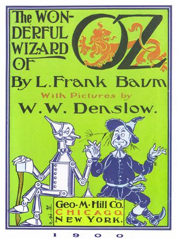 essay on the wonderful wizard of oz Essays and criticism on l frank baum's the wonderful wizard of oz - critical context.