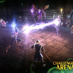 Arena Co-Op Mode
