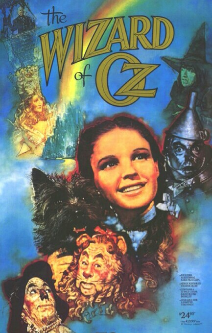 The Most Beloved Film Of All Time Wizard Oz