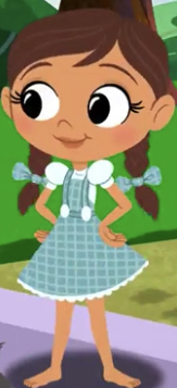 Dorothy Gale (Dorothy & The Wizard of Oz Cartoon)