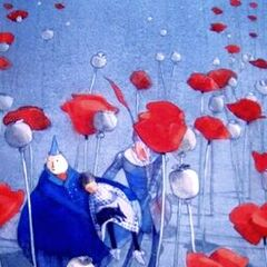 the Deadly Poppy Field of Oz.