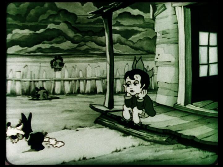 The Wizard Of Oz Cartoon 1933