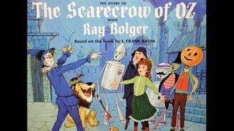 The Scarecrow of Oz, narrated by Ray Bolger-0