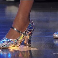 The Silver Shoes in <i>The Wiz Live</i>.