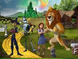 Legends of Oz World