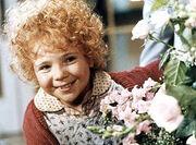 Aileen Quinn as Annie