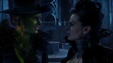 Zelena and Regina