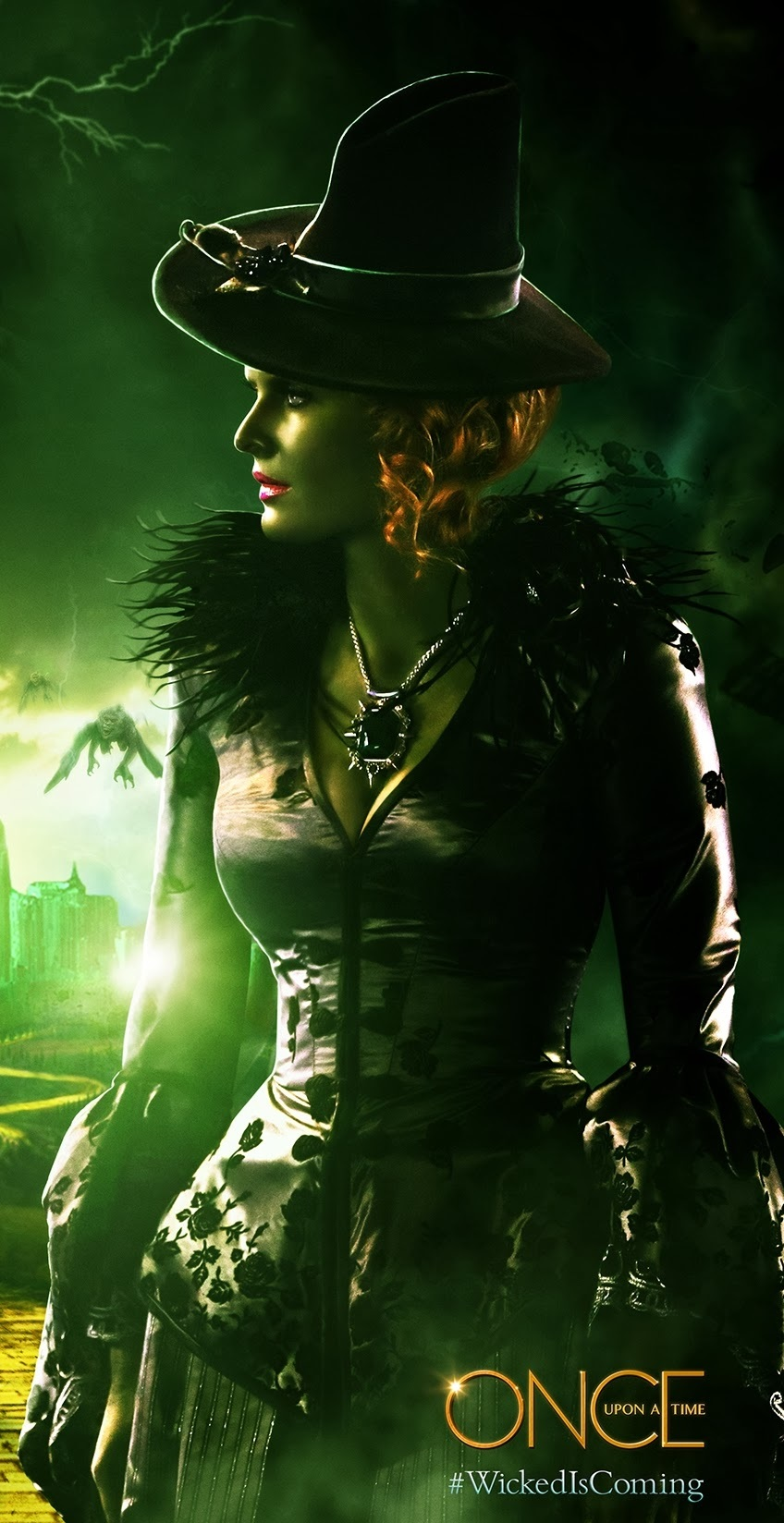 zelena oz wiki fandom powered by wikia