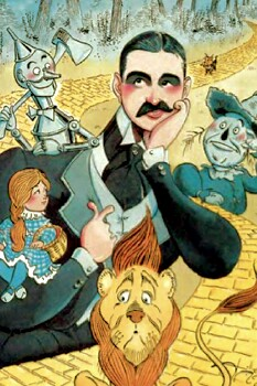 How many books did l frank baum write