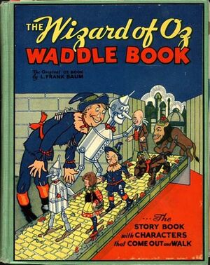 WizardWaddleBook