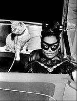Eartha Kitt Catwoman Batman 1967