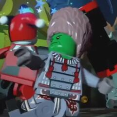 The Winkie Guard in LEGO Dimensions