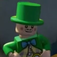 The Munchkin Mayor in LEGO Dimensions