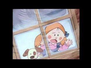 Cyclones to Oz 1976 Mandarin 4-part 10 min anime