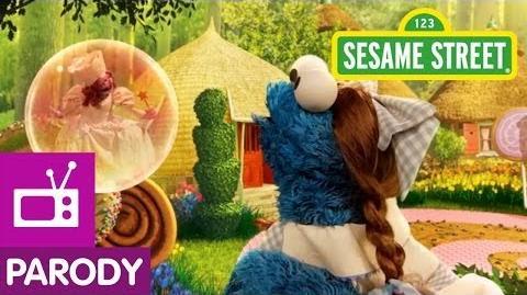 Sesame Street Cookie of Oz (Wizard of Oz Parody)