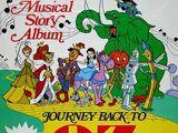 Journey Back to Oz (soundtrack album)