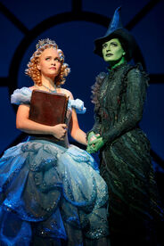 Wicked Broadway Jackie Burns Amanda Jane Cooper 2017