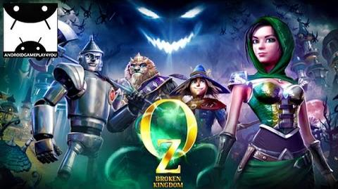 Oz Broken Kingdom™ Android GamePlay Trailer (By NEXON M Inc