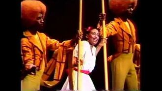 The Wiz (1978 Tour) - Clips-2