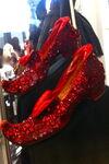 Arabic ruby slippers
