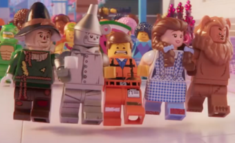 The Lego Movie Oz Wiki Fandom