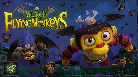 Wicked Flying Monkeys - OFFICIAL Trailer (2015)