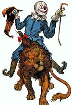 Scarecrow Oz Wiki Fandom Powered By Wikia