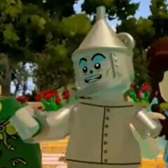 The Tin Woodsman in LEGO Dimensions