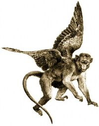 Winged Monkeys Oz Wiki Fandom Powered By Wikia