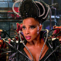 Mary J blige in <i>The Wiz Live!</i> 2015.