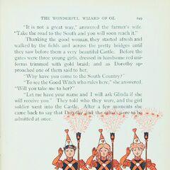 Glinda's Army. W. W. Denslow 1900.